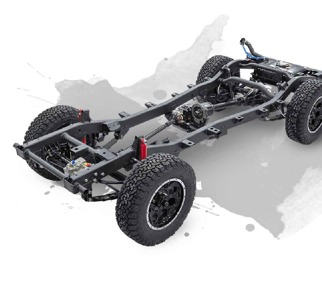 Cadre-chassis-Roxor